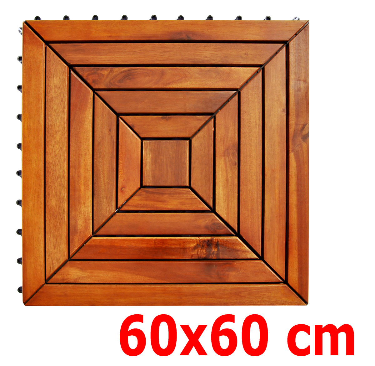 Xxl 60x60 holzfliesen terrasssenfliesen balkonfliese for Fenster 60x60