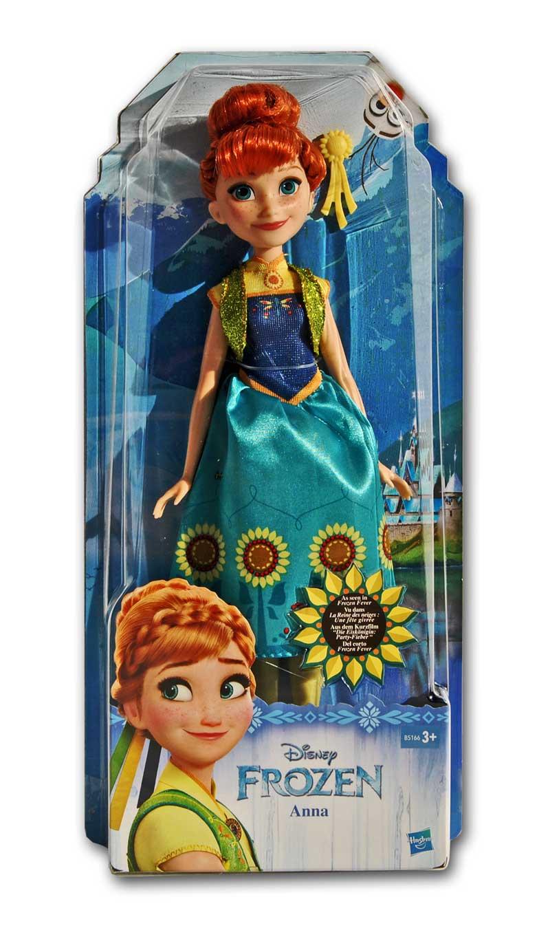Disney Princess Die Eiskönigin Frozen Schneemann Olaf Puppe 23 cm Mattel CBH61