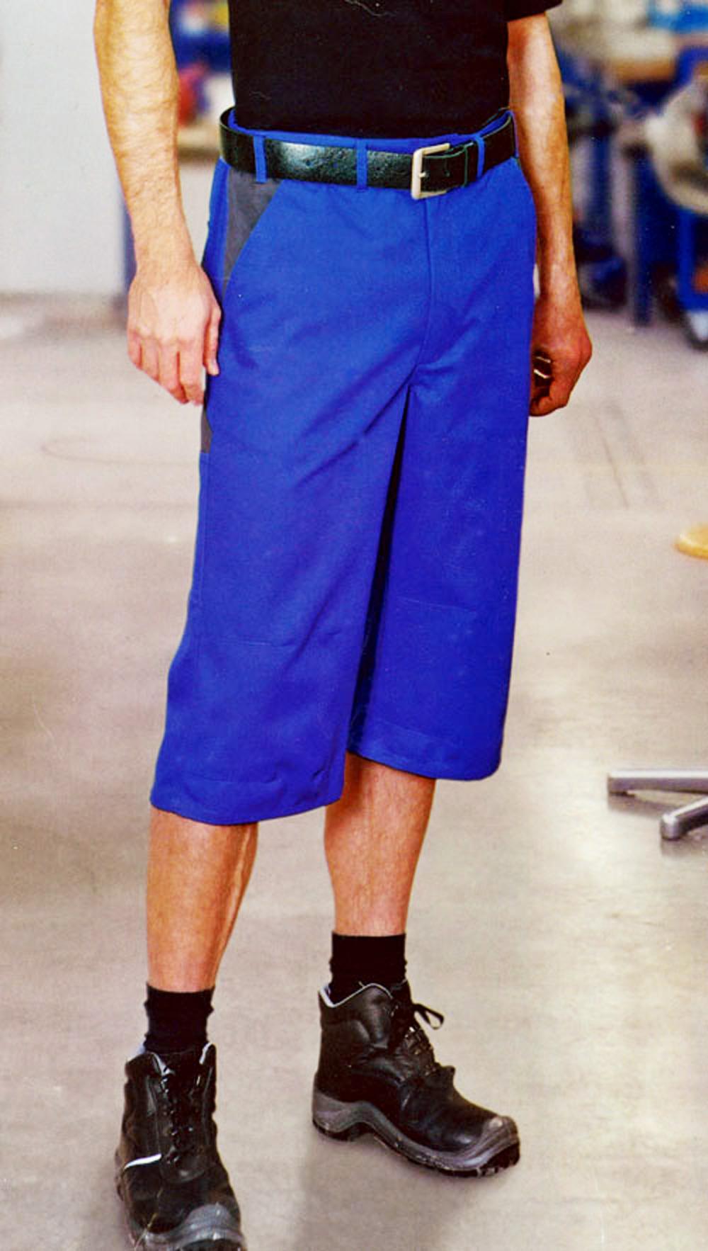 Arbeitsshorts-Herren-Gr-48-56-3-Farben-Auswahl-Shorts-Sommershorts-LANG-KURZ