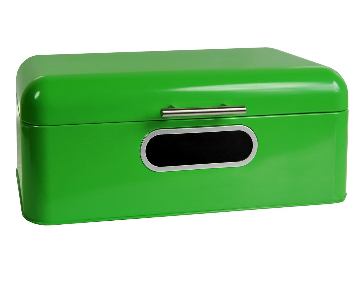 brotbox mit fenster gr n brotkasten brotdose. Black Bedroom Furniture Sets. Home Design Ideas