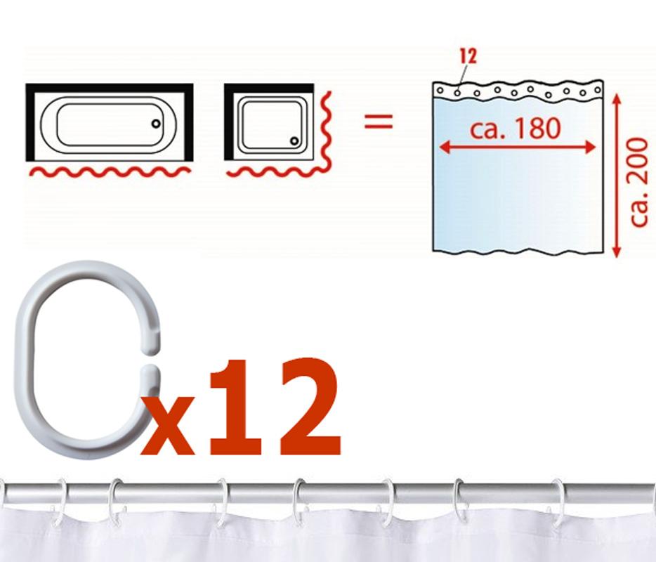 duschset holz badematte 50x80 textil duschvorhang duschabtrennung badvorleger ebay. Black Bedroom Furniture Sets. Home Design Ideas