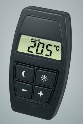 funk energiesparregler heizk rperthermostat thermostat. Black Bedroom Furniture Sets. Home Design Ideas