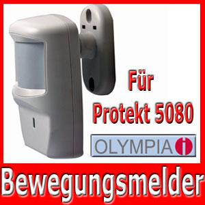 bewegungmelder f r alarmanlage olympia protect 5080 melder. Black Bedroom Furniture Sets. Home Design Ideas