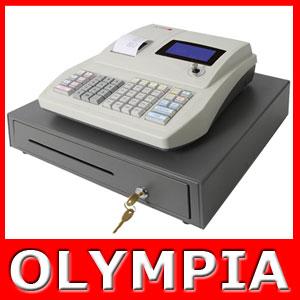olympia registrierkasse farbauswahl cm 912 kasse ladenkasse gastronomiekasse ebay. Black Bedroom Furniture Sets. Home Design Ideas