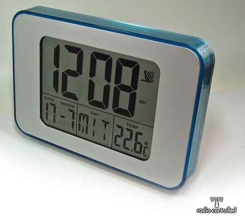 wecker digital lcd uhr alarmwecker wand tischuhr thermometer kalender alarm neu ebay. Black Bedroom Furniture Sets. Home Design Ideas