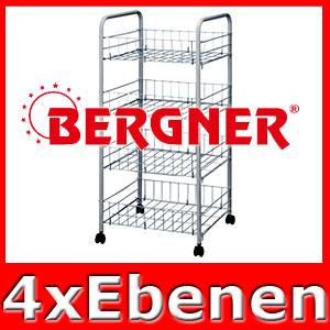 k chen rollwagen k chenwagen servierwagen regalwagen ebay. Black Bedroom Furniture Sets. Home Design Ideas