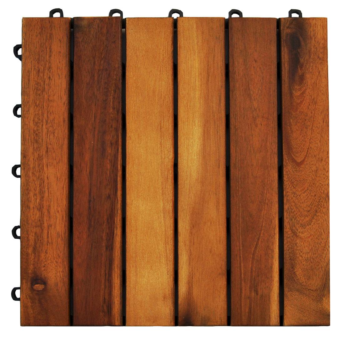 akazienholzfliesen 30x30 vorge lt terrasssenfliesen. Black Bedroom Furniture Sets. Home Design Ideas